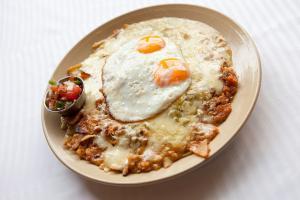 Dinner Huevos Rancheros