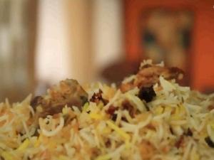 Hyderabadi Kachi Biryani