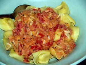 Sweet And Sour Tortellini