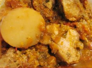 Crockpot Goulash Pork Stew