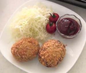 Japanese Croquette- Korokke