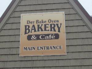 Der Bake Oven Bakery, Berlin Ohio