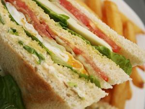 British prefer sandwiches for lunch