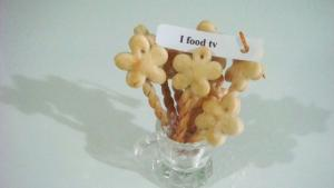 Homemade Fancy Fortune Cookies