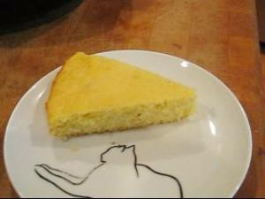 Quick Raised Corn Bread