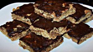 Chocolate Cinnamon Chex Treats