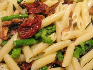 Pasta and Asparagus Salad
