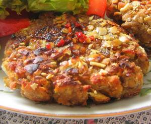Lentil Or Bean Burger Mix