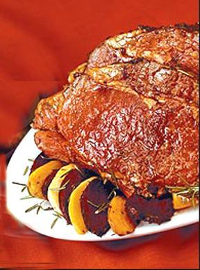 Herb-Rubbed Rib Roast