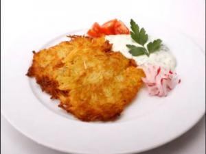 Kartoffelpuffer Rezept Rösti Kartoffel - Attila Vegan Kochen