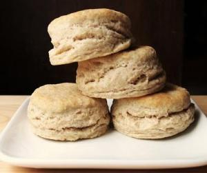 Brown Honey Biscuits