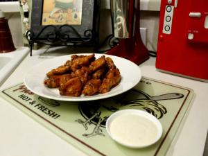Traditional Buffalo Wings