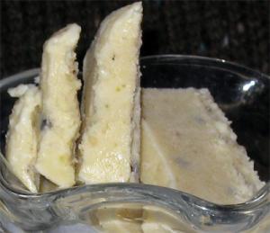 almond icecream