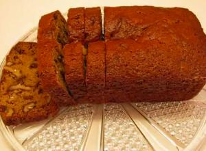 Quick and Healthy Date Nut Bread