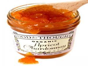 Peachy Apricot Jam