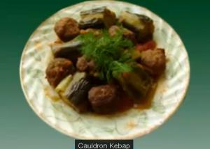 Turkish Kazan Kebabi