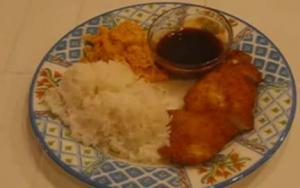 Japanese Style Chicken Katsu