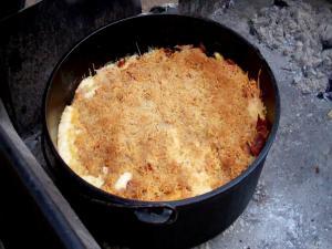 Smokey Mac & Cheese