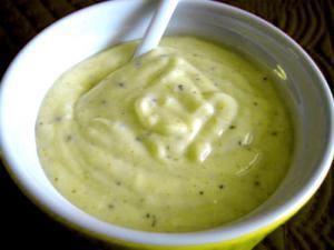 Green Mayonnaise I