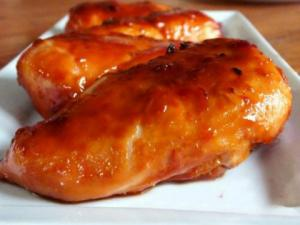 Honeyed Chicken Teriyaki