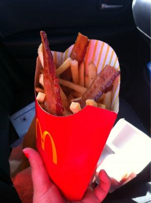 McDonald's Baconizing offer is here, just for 46 cents