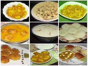 Karva chauth recipes