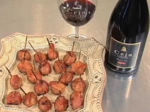 Bacon Covered Chestnuts