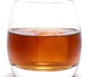 Manhattan Using Sweet Vermouth