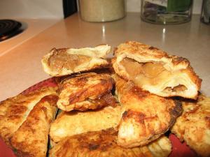Fried Autumn Apple Pies