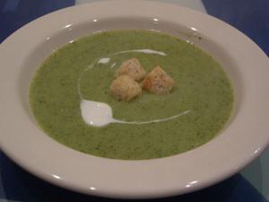Lea and Perrins Cream of Broccoli Soup