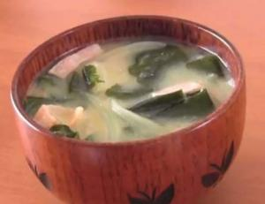 Onion-Potato Miso Soup