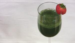 Spirulina Fruity Smoothie