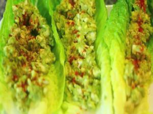 Avocado Egg Salad Wraps Ep. 21