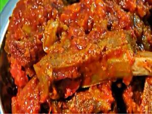 Mutton Sukka (Dry Lamb Masala)