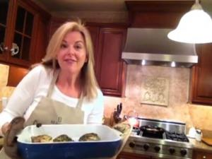Time Savor TV- Crispy Lemon Chicken for Your Way Thursday with Stacey Hawkins