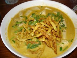 Khao Soy (ข้าวซอย)