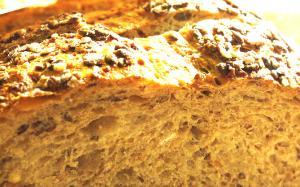 Three Grain Wild Rice Bread