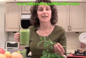 Anti Aging Fruit Juice