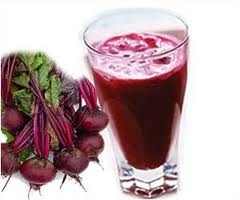 Amazing sips of Beetroot Juice!
