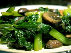 Korean Vegetable Salad
