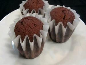 Lynn's Chocolate Cupcakes