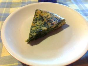 Greek Spinach Frittata