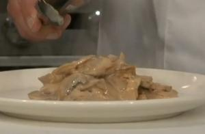 Low Fat Creamy Mushroom Chicken