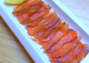 Gravlax - Part 1 Curing The Salmon