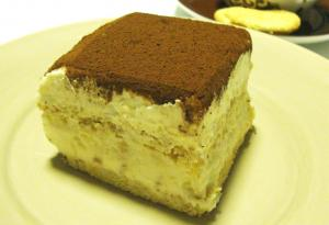 Tiramisu and Ladyfingers