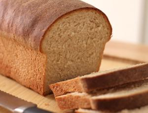 Whole Wheat Soy Bread