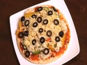 Vegan Mexican Pizza