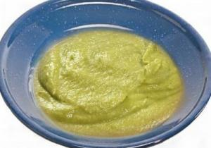 Puree Of Split Peas