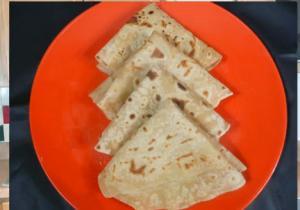 Maharashtrian Style Roti