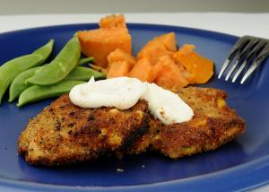 Savory Salmon Croquettes